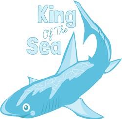 King Of Sea print art