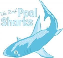 Pool Sharks print art