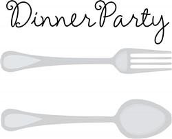 Dinner Party print art