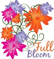 Full Bloom print art