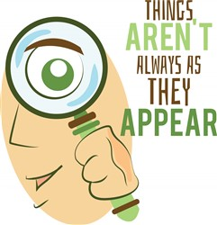 As They Appear print art