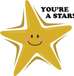 Youre A Star print art
