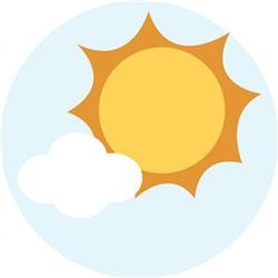 Sun Shine print art