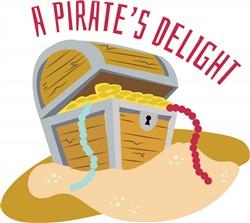 Pirates Delight print art