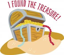 Found Treasure print art