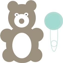 Baby Bear print art