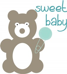 Sweet Baby print art