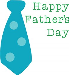 Happy Fathers Day print art