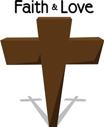 Faith & Love print art