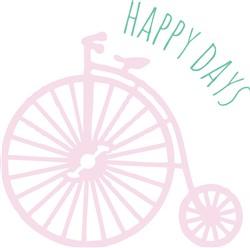 Happy Days print art