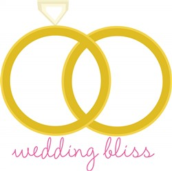 Wedding Bliss print art