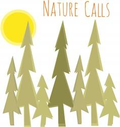 Nature Calls print art
