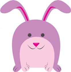 Funny Bunny print art