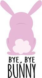 Bye Bye Bunny print art