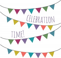 Celebration Time print art