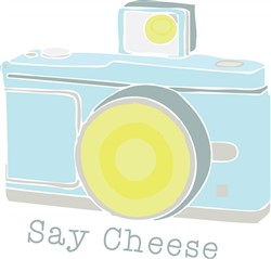 Say Cheese print art