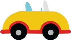 Little Car print art
