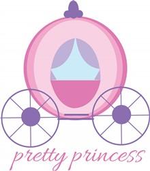 Pretty Princess print art