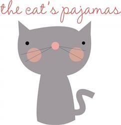 Cats Pajamas print art