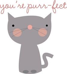 Youre Purr-fect print art