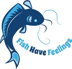 Fish Have Feelings print art