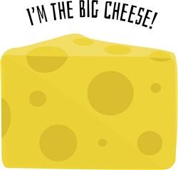 Big Cheese print art