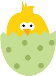 Easter Chick print art