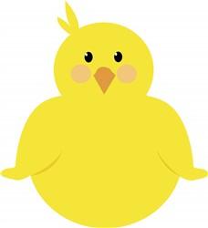 Little Chick print art