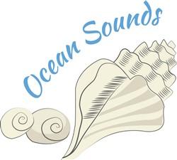 Ocean Sounds print art