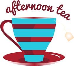 Afternoon Tea print art