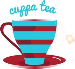 Cuppa Tea print art