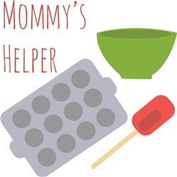 Mommys Helper print art