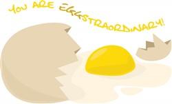 Eggstraordinary print art