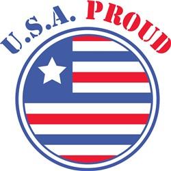 USA Proud print art
