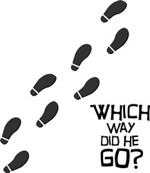 Which Way print art