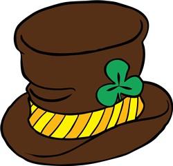 Irish Hat print art