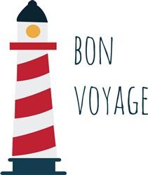 Bon Voyage print art