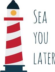 Sea You Later print art