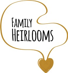 Family Heirlooms print art