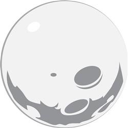 Full Moon print art