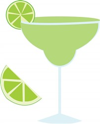 Lime Margarita print art