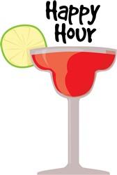 Happy Hour print art