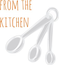 From the Kitchen print art