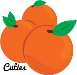 Cuties Fruit print art