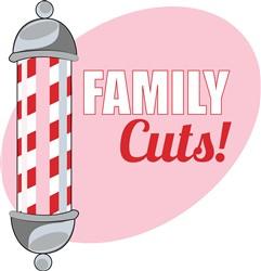 Family Cuts print art