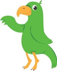 Parrot Bird print art