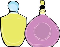 Perfume Bottles print art