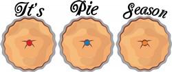 Pie Season print art