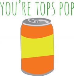 Youre Tops Pop print art