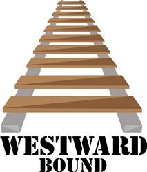 Westward Bound print art